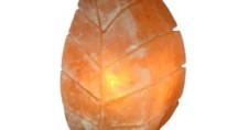 Солевая лампа «Лист»