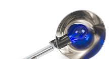 Рефлектор (синяя лампа) «Ясное солнышко» Armed