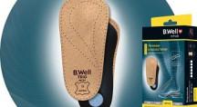 Полустельки ортопедические каркасные B.Well rehab TRIO mini FW-611