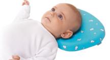 Ортопедическая подушка с эффектом памяти под голову для детей от 5 до 18 месяцев TRELAX MIMI П27