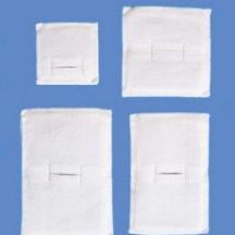 Электрод физиотерапевтический с токопроводящей тканью, 10 х 15 см
