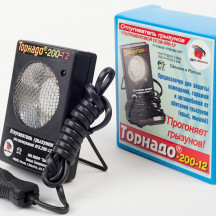 Ультразвуковой отпугиватель Торнадо 200-12   для авто