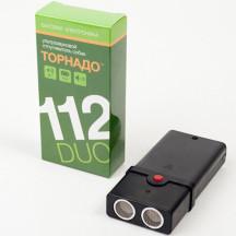 Ультразвуковой отпугиватель  собак Торнадо тм-112 duo
