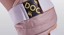 Наколенник фиксирующий «Doctor» из верблюжьей шерсти