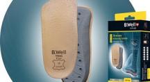 Полустельки ортопедические с мягким армированным каркасом B.Well rehab TRIO free FW-612