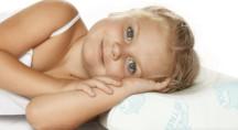 Подушка RESPECTA BABY с эффектом памяти под голову для детей старше 3-х лет