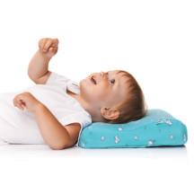 Подушка с эффектом памяти PRIMA под голову детская от 1,5 до 3 лет