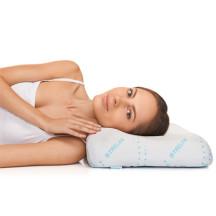 Подушка SOLA с эффектом памяти под голову (для сна на боку и на спине)
