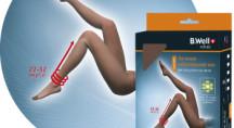 Колготки компрессионные полупрозрачные B.Well rehab JW-325