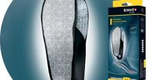 Стельки ортопедические каркасные, зимние B.Well rehab TRIO winter FW-607