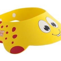 Защитный козырек для мытья головы «Желтый жирафик»6 мес.+