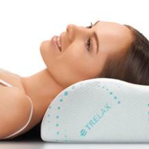 Ортопедическая подушка RESPECTA с эффектом памяти под голову