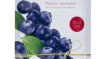 Тканевая Маска с черникой «Восстановление и лифтинг» Fruit Silk х 7шт.