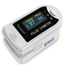 Портативный  пульсоксиметр   B.Well MED-320 для измерения кислорода и пульса